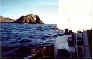 Rounding the Farallones